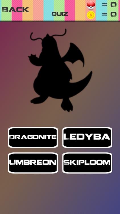 """The Best Monster Quiz - """"trivia for Pokemon Fans"""""""