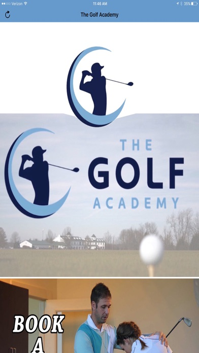 The Golf Academy PR screenshot 2