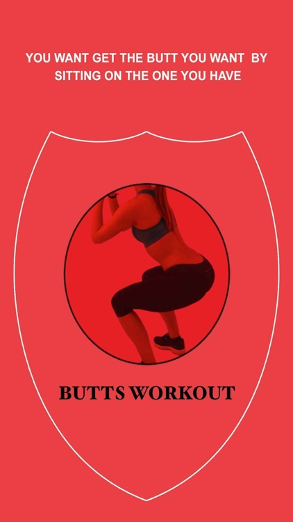 Daily Butts Workout: Sexy Butts