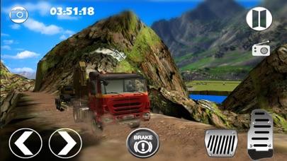 极端 重 挖掘机 卡车 模拟器 App 截图