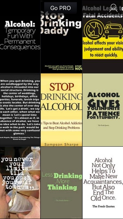 Stop Drinking Alcohol - Quit Drinking & Be Healthy by
