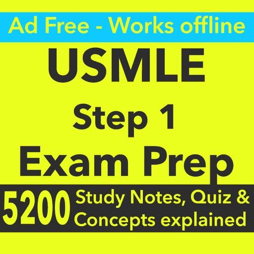 USMLE Step 1 Test Bank & Exam Review App- 2017 Q&A