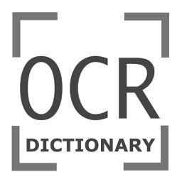 OCR Scan Dictionary