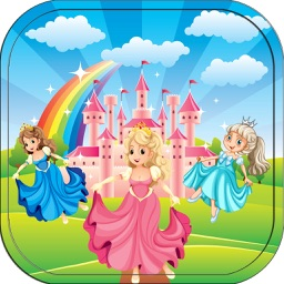 princess matching games for kids