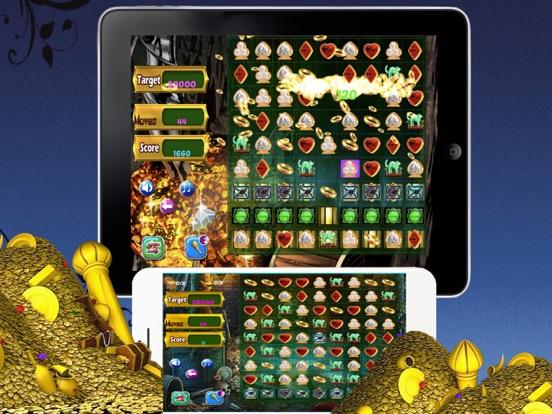Mystery Of Hallow - Jewel Treasure Match screenshot 7