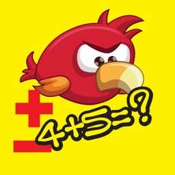 Bird Learning Math Angry Game