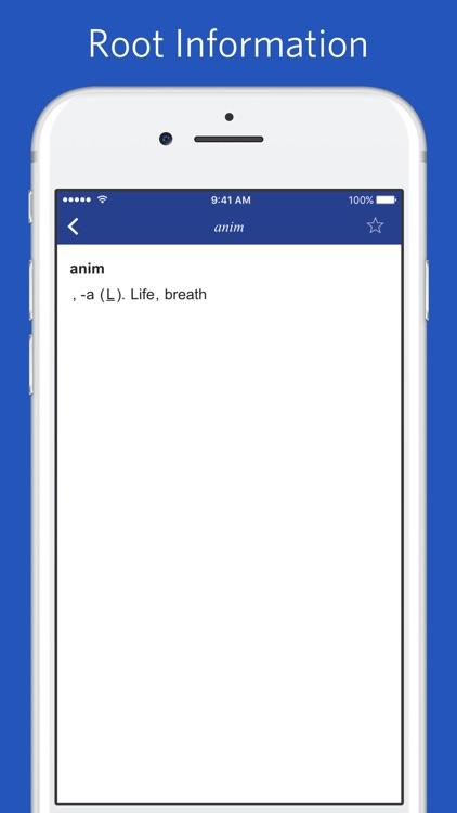 English Root Dictionary screenshot-3