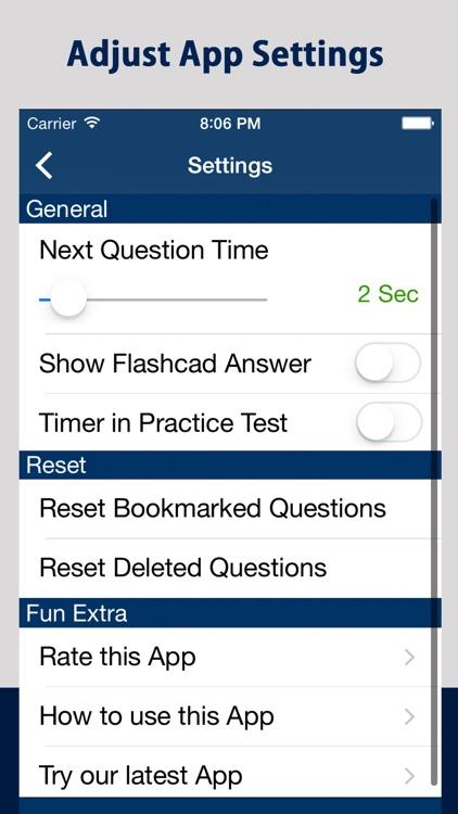 Massage Therapy Exam Prep 2018 screenshot-4