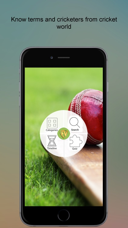 Cricket Dictionary PRO SMART Guide screenshot-0