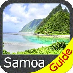 Samoa - GPS Map Navigator