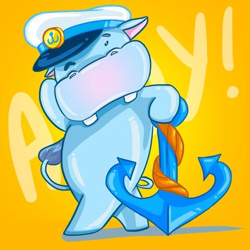 Happy Hippo - Summer Edition