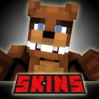 FNAF Skins for Minecraft PE - Pocket Edition
