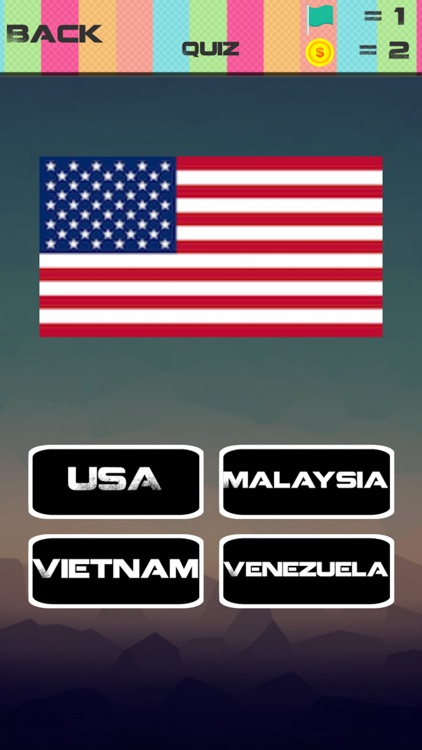 The Best Flag Quiz - Guess Country Flags in World screenshot-3
