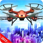 Futuristic Fire Fighting Drone icon