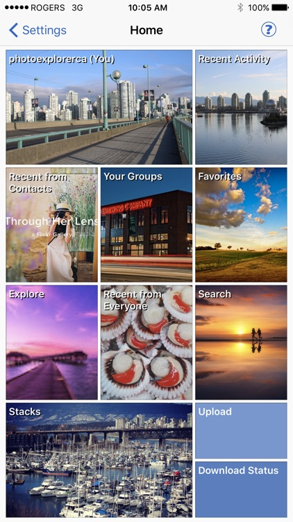 PhotoExplorer for Flickr and more