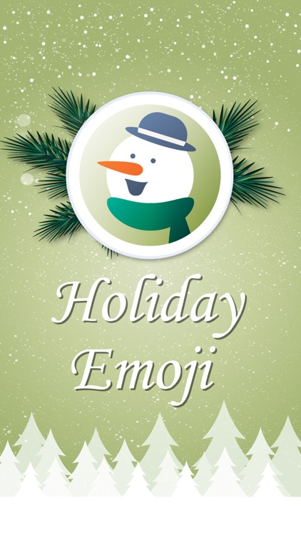 Holiday Emoji