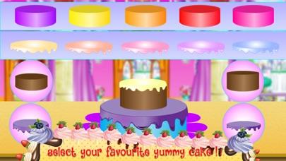 Castle Cake Maker screenshot two