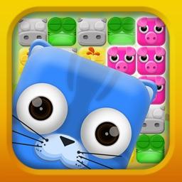 Pop Farm: match-3 puzzle games
