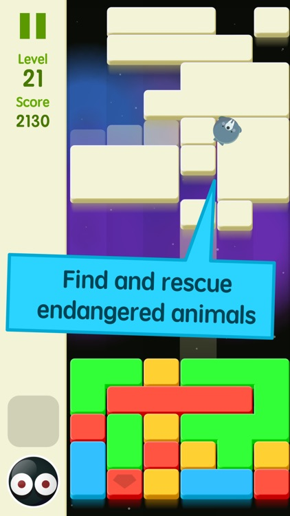 Save the Penguins - Icy Puzzle