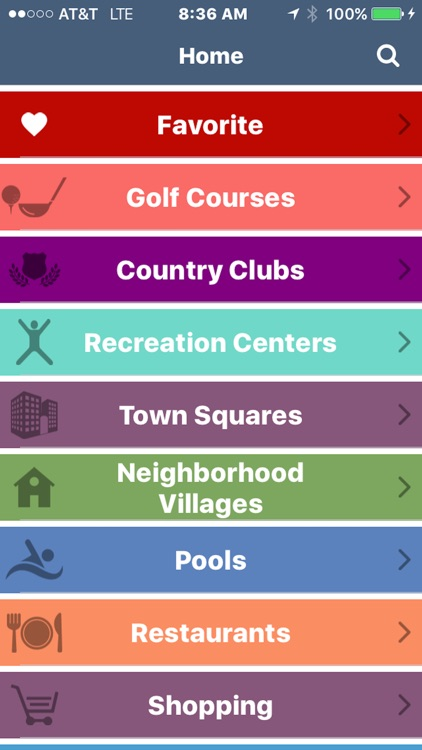 Villages GPS app image