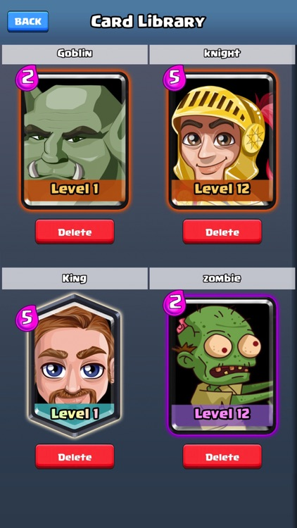 Card Maker with Cheats for Clash Royale screenshot-3