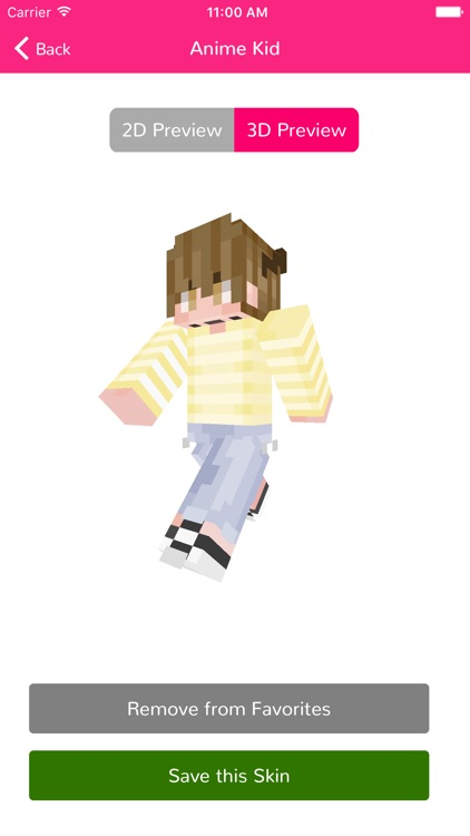 Anime Skins - Best Skins for Minecraft PE