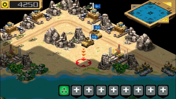 Desert Stormfront (RTS) screenshot-3