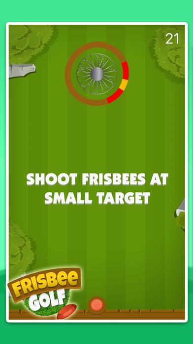 Frisbee Golf screenshot two