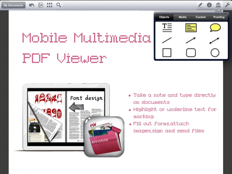 PDF Editor Pro - Take Note, Sign & Fill Forms screenshot-0