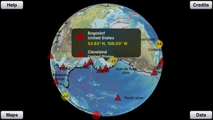 Earthquake Finder screenshot-4