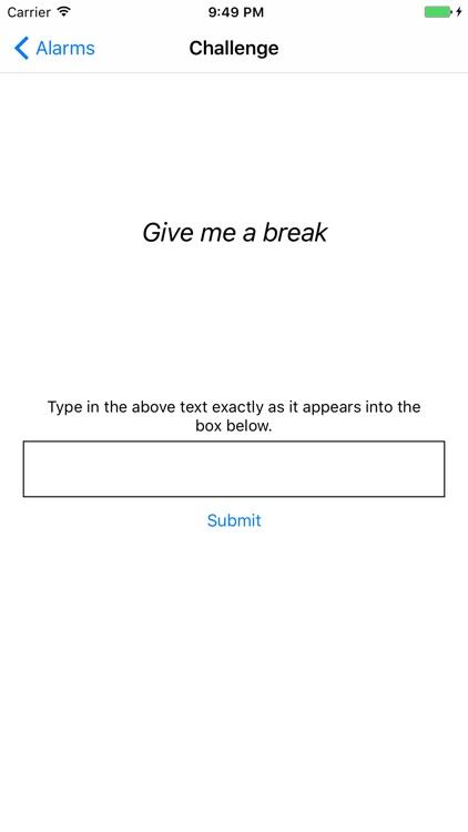 AlarmKlock++ Math Alarm Clock screenshot-3