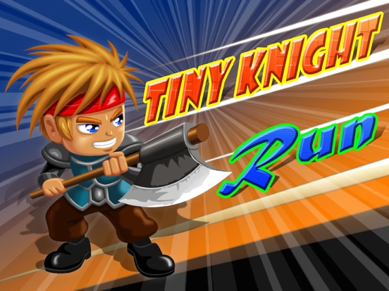 Tiny Knight Run screenshot 5