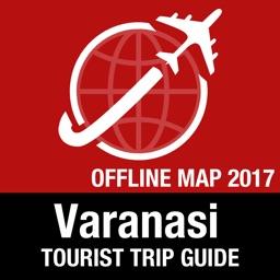 Varanasi Tourist Guide + Offline Map