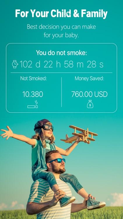 Quit Smoking - Smoke Free Now & Stop Smoking App