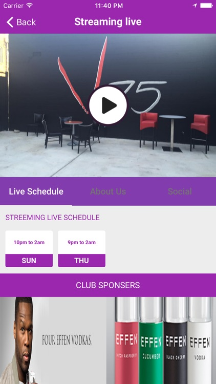liveclublink screenshot-2
