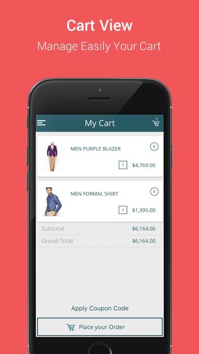 Niftyapps Premium Opencart app screenshot three