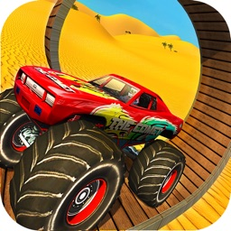 Monster Truck Desert Derby - Offroad Legend Sahara