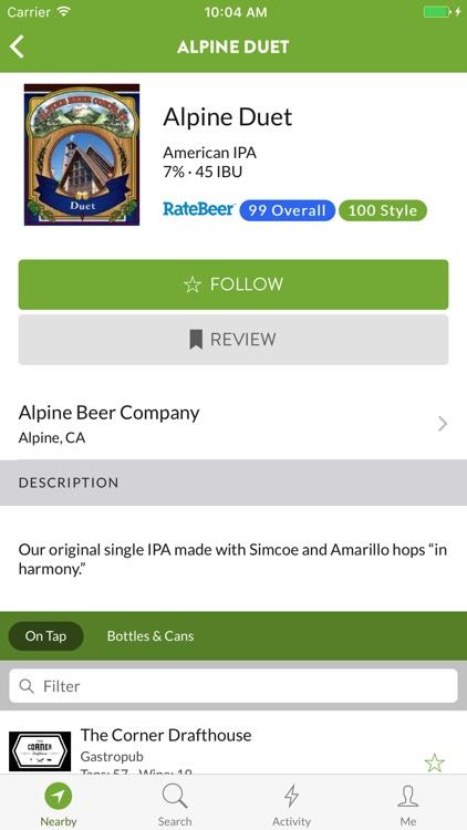 TapHunter - Find Beer, Wine, Spirits, & More screenshot-3