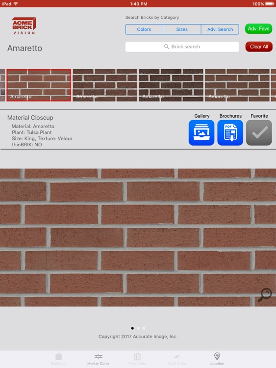 Acme Brick Vision screenshot-2