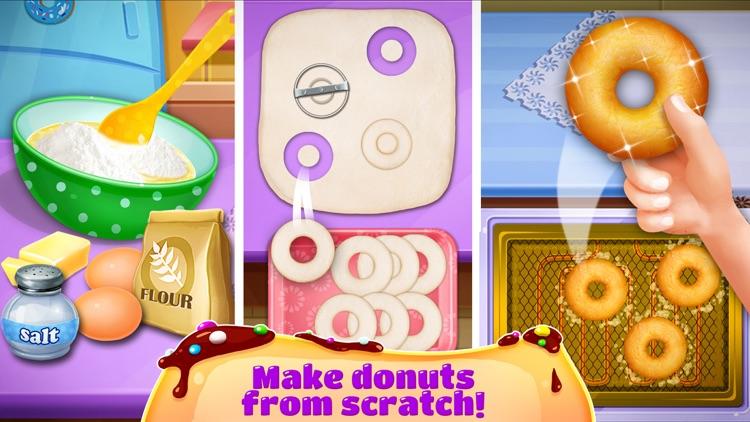 Donuts Maker - Cooking Games! screenshot-0