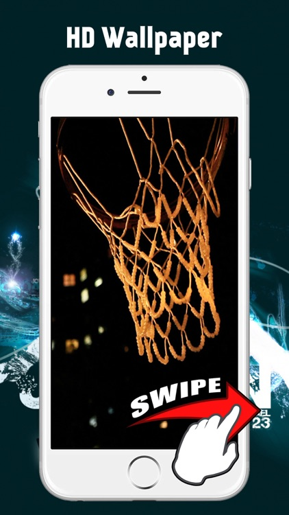Unique Basketball Wallpapers screenshot-0