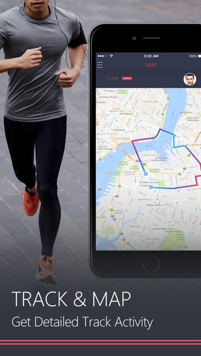 Running Distance Tracker - GPS Run Walking Coachのおすすめ画像5