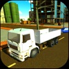 Concrete Excavator & Rock Transporter Truck Games