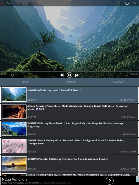 Piano Violin - Music for relaxing, meditation, spa | App Price Drops