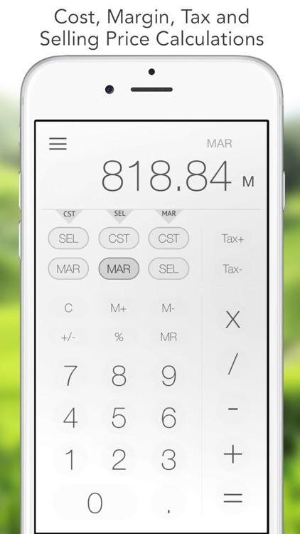 Calculator Biz (Business Calculator) screenshot-0