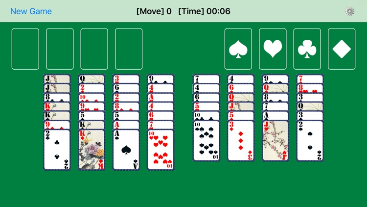FreeCell.so - Classic solitaire game