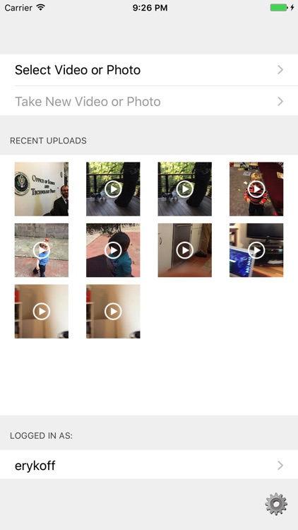 FVidUp - Flickr Video and Photo Uploader