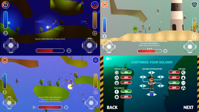 Mini Wars Screenshots