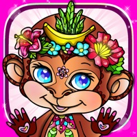 Codes for Nature Coloring Books Monkey Lion Pages for Adults Hack