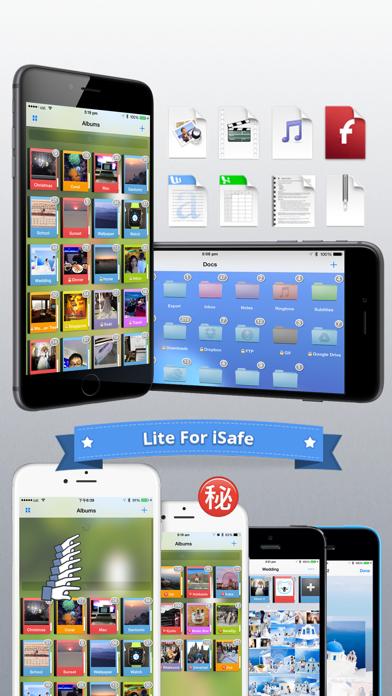 Lite for iSafeのおすすめ画像2